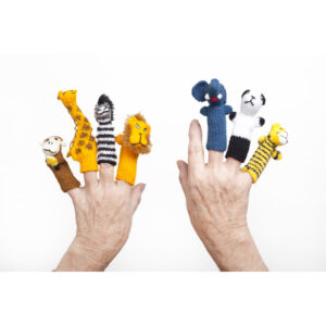 Finger Puppet Sets With Special Stories